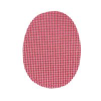 Prym Patch Vichy Karo 9 x13,5 cm, rot