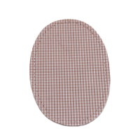 Prym Patch Vichy Karo 9 x13,5 cm, beige