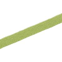 Flachkordel 10 mm, lemon
