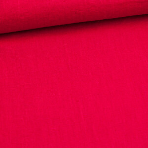 Leinen, rot