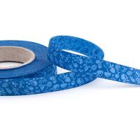 Webband Mini-Sweets 12mm, blau