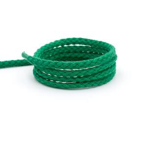 Flechtkordel 6 mm, grün