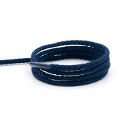 Flechtkordel 4 mm, marine