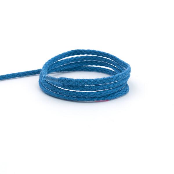 Flechtkordel 3 mm, jeansblau