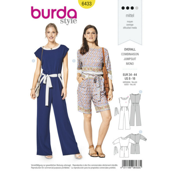 Overall F/S 2018 #6433