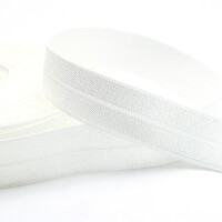 Falzband 20 mm, weiß