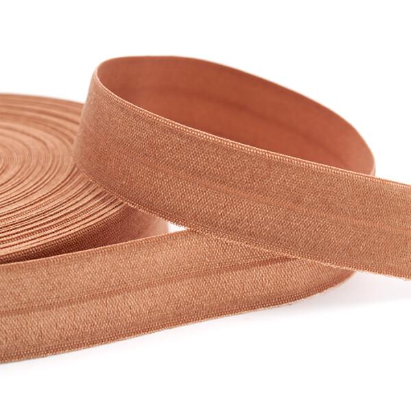 Falzband 20 mm, hellbraun