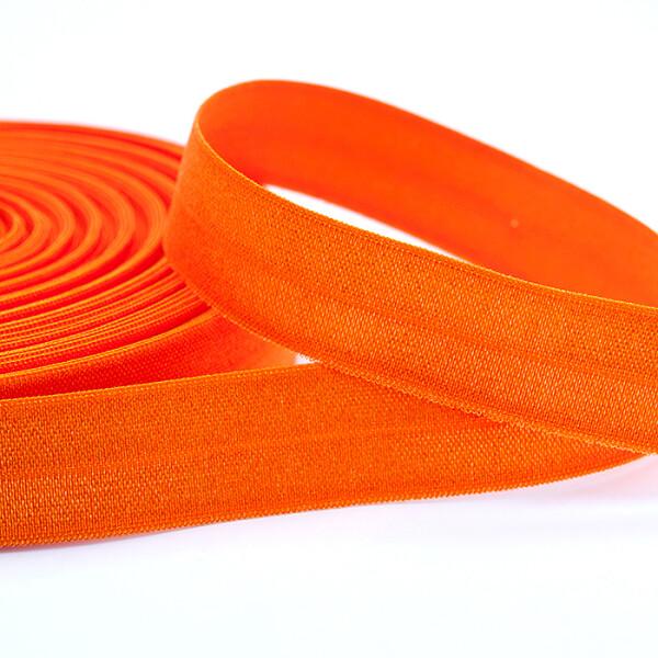 Falzband 20 mm, orange