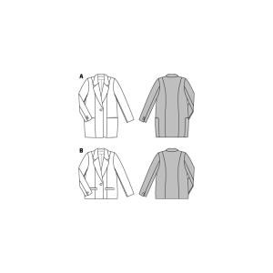 Jacke und Mantel H/W 2017 #6463