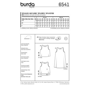 Top und Kleid F/S 2017 #6541