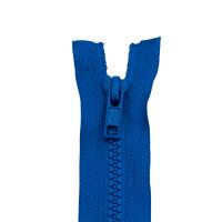 Reißverschluss Kunststoffkrampe 5mm, royal