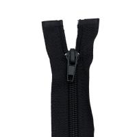 Reißverschluss spiralförmig 5mm, schwarz