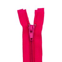 Reißverschluss spiralförmig 5mm, pink